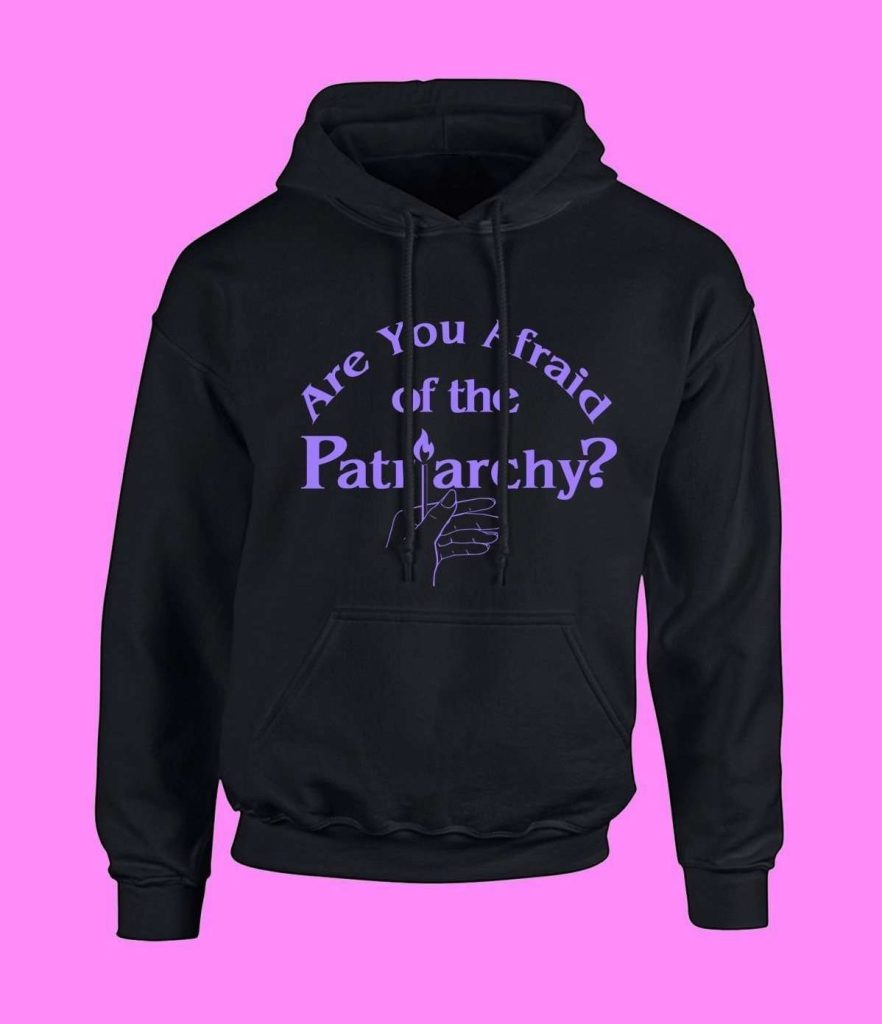 Are You Afraid Of the Patriarchy? Sweater