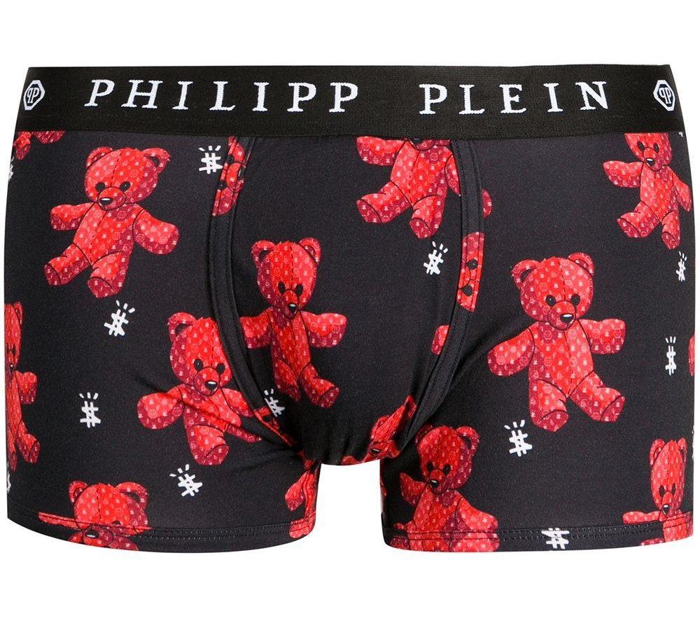 Philipp-Plein-Teddy-Bear-Print-Briefs Best Designer Underwear for men