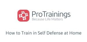 protrainings online self-defense course