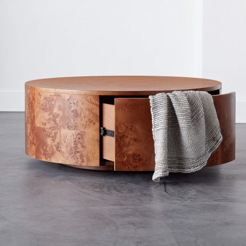 purl storage coffee table