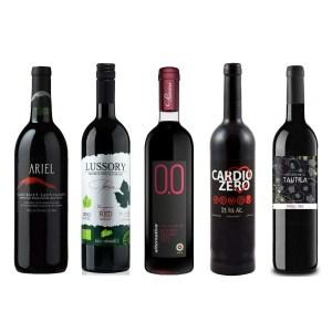 Red Wine Sampler, Best Non-Alcoholic Drinks