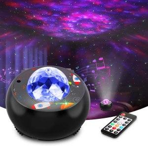 riarmo galaxy star projector