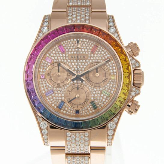 Rolex-Cosmograph-Daytona-Chronograph-Automatic-Rainbow-Pave-Watch-116595RBOW-0002