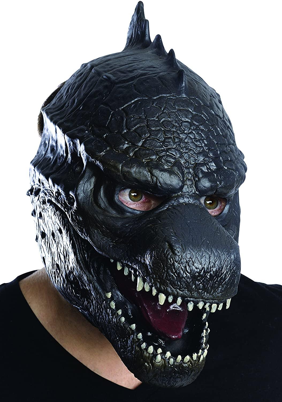 Rubie's Costume Men's Godzilla Vinyl Mask