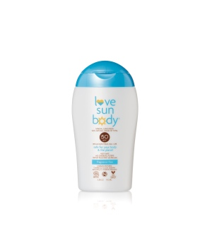 Love Sun Body 100% Natural Origin Mineral Sunscreen SPF 50 Fragrance-Free