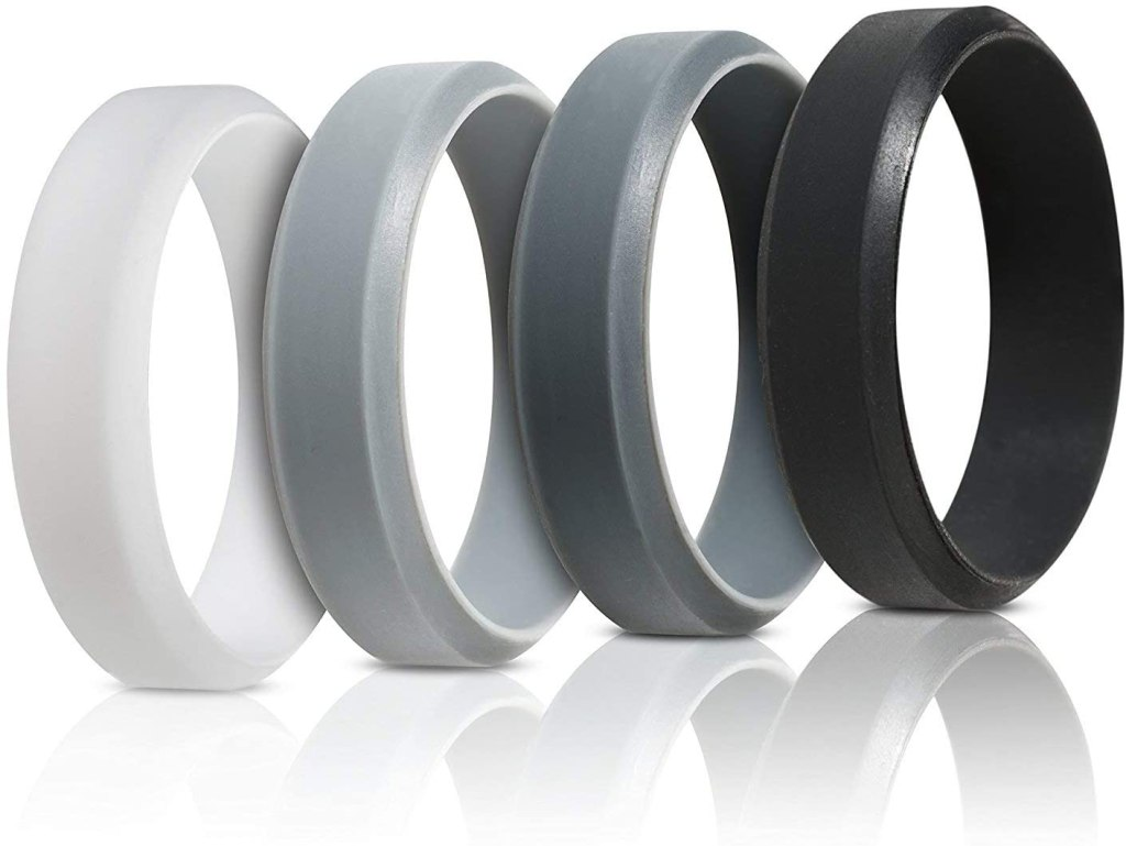 silicone rings for men saco band
