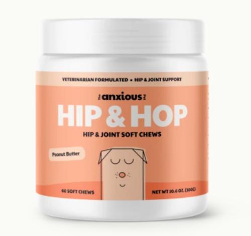 Hip & Hop soft chews cbd for pets