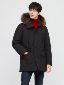 uniqlo men's ultra warm coat, men's winter coats on sale