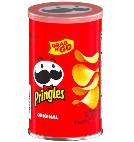 Pringles, best stoner snacks