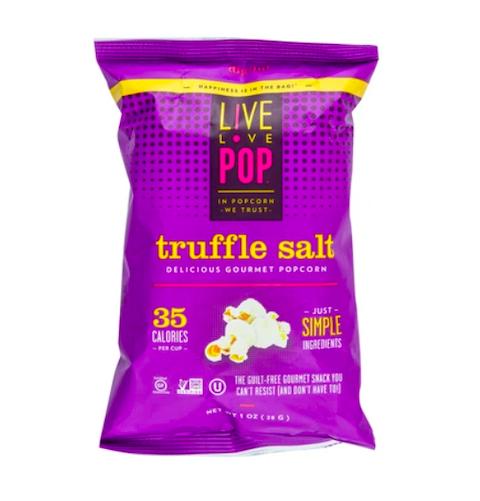 truffle popcorn, best stoner snacks