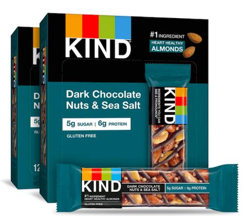 kind bars, best stoner snacks