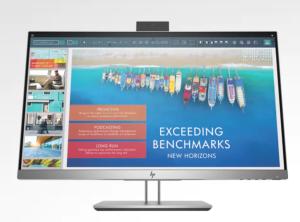 HP monitor, perfect Zoom setup