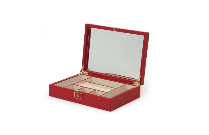 Palermo Medium Jewelry Box by Wolf