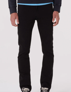 Citizens of Humanity GAGE CLASSIC STRAIGHT FIT IN RAVEN