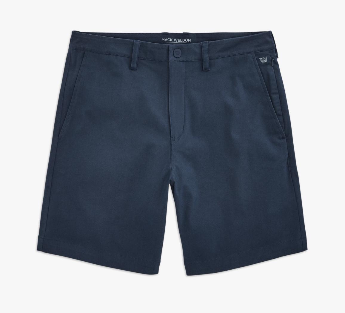 Mack Weldon Maverick Tech Chino Short, best mens shorts