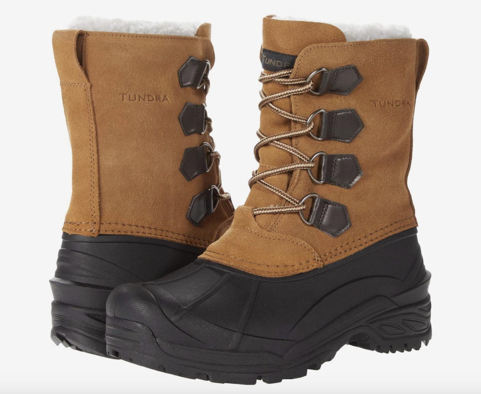 Tundra Boots Duluth