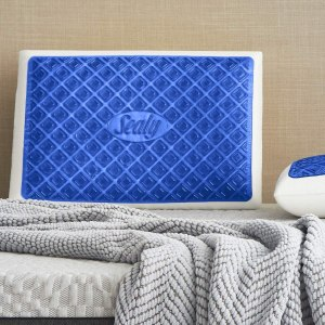 best cooling pillows sealy blue chill