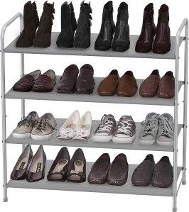 best shoe organizer simple houseware