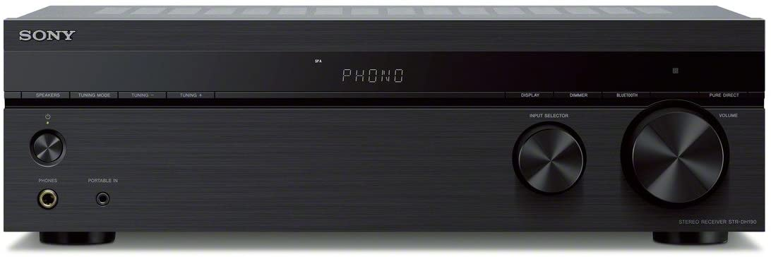Sony STRDH190 Home Stereo Receiver