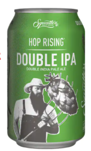 Squatters Hop Rising Double IPA beer