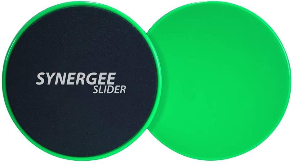 Green Synergee Core Sliders for carpet or hardwood floors