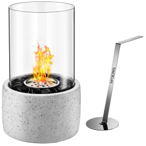 TACKLIFE tabletop fire pit, mini fire pits