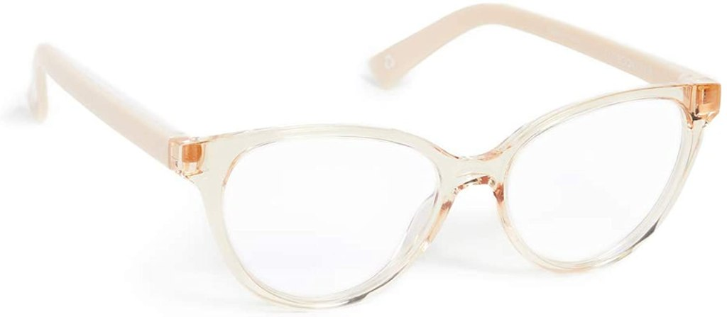 The Book Club Women's Blue Light The Art Of Snore Glasses
