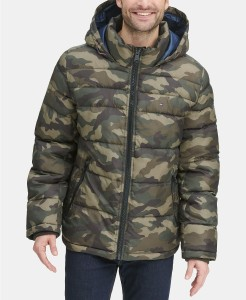 Tommy Hilfiger quilted jacket, men's winter coats on sale, best winter fashion sales