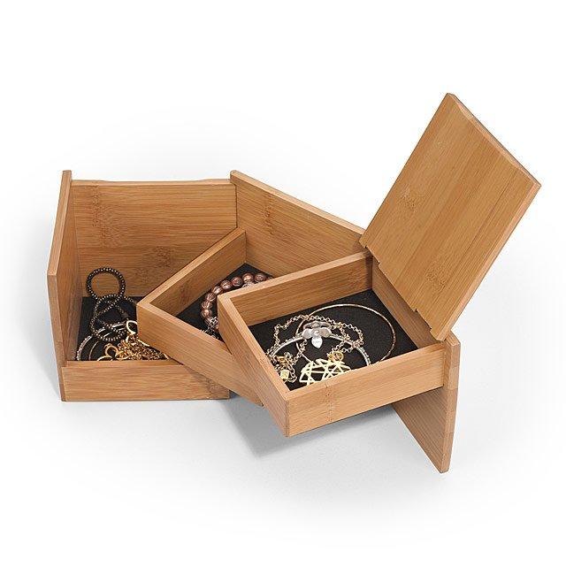 Tuck Away Nesting Jewelry Box