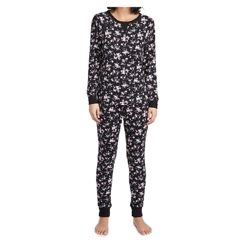 Flora Nikrooz Women's Maddie Mini Floral PJ Set, best cheap mother's day gifts