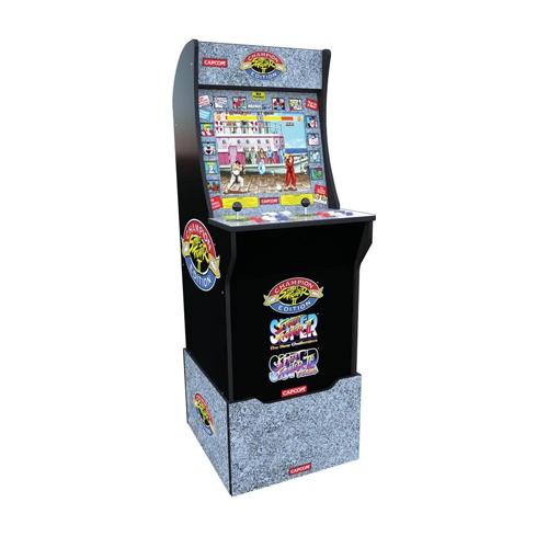 Street Fighter II Arcade 1up - Classic Arcade Games