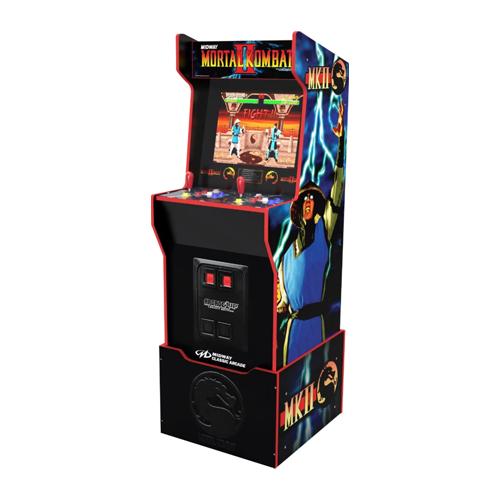 Mortal Kombat II Arcade 1up - Classic Arcade Games