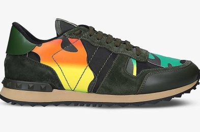 Valentino-Garavini-Rock-Runner-Suede-and-Leather-Sneakers