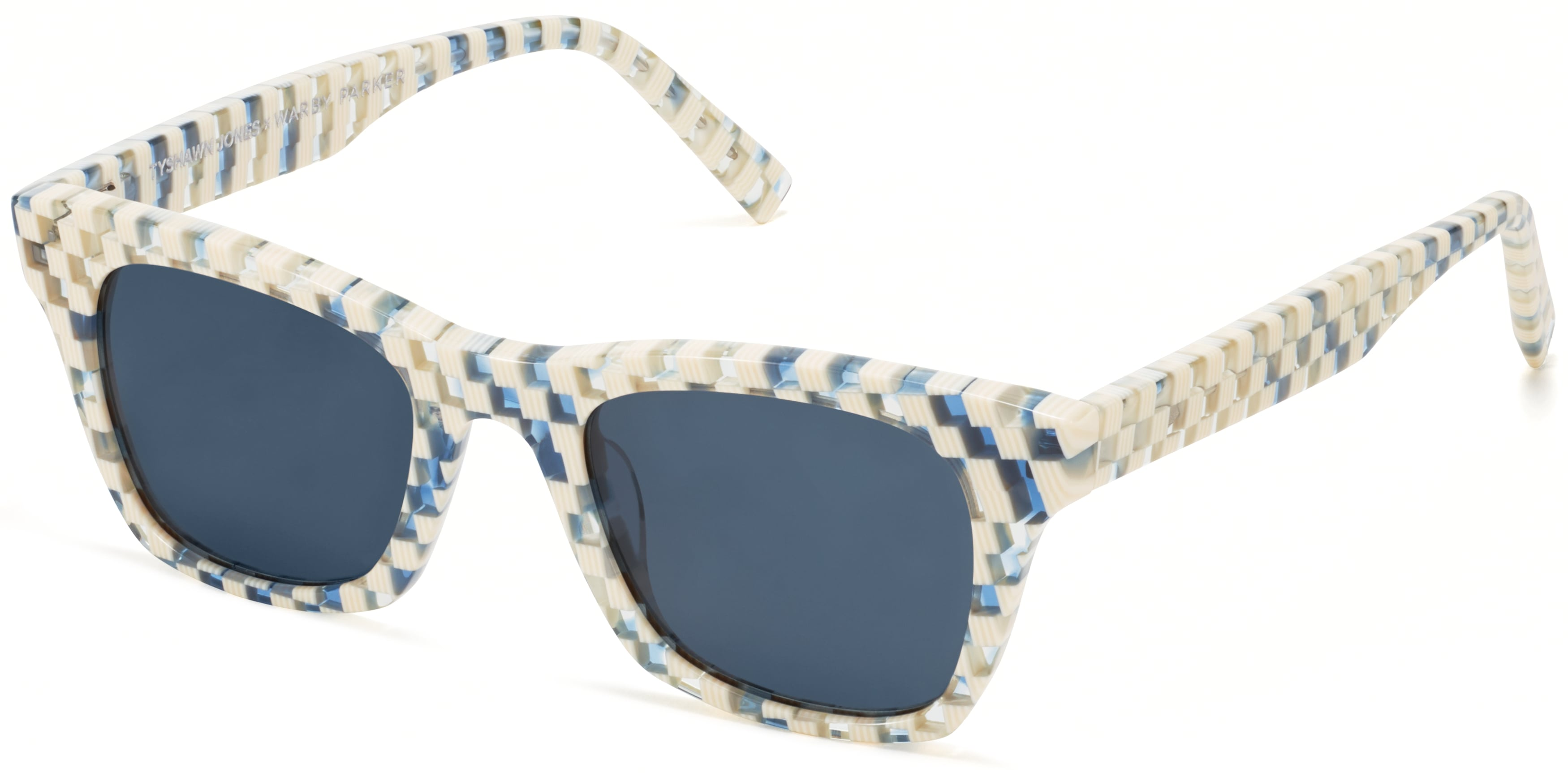Warby Parker Harris sunglasses, trendy glasses for men