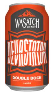 Wasatch Brewery Devastator, the strongest beer