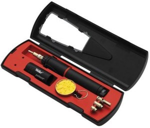 weller professional self igniting cordless soldering iron