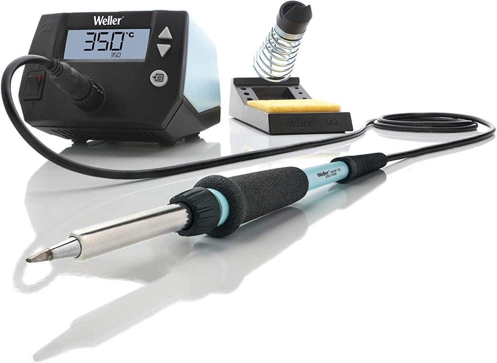 weller digital soldering station