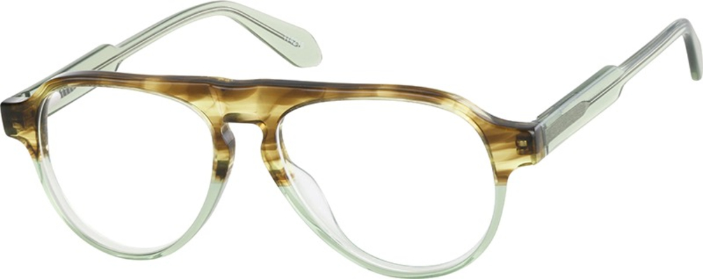 Zenni Optical Forest Aviator Glasses