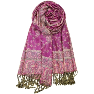 achillea silky reversible pashmina, cheap Mother's Day gifts