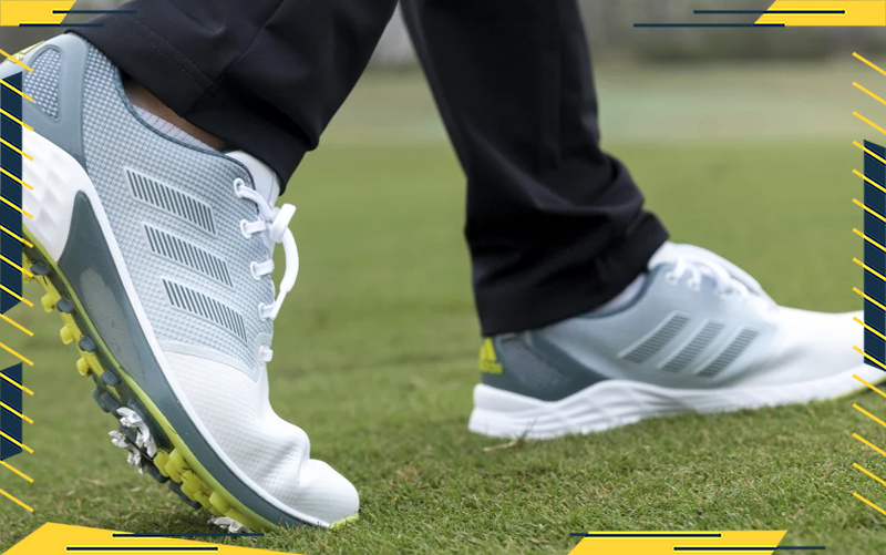Review: Lightweight ZG21 Golf Shoes Join the Adidas Professional Family