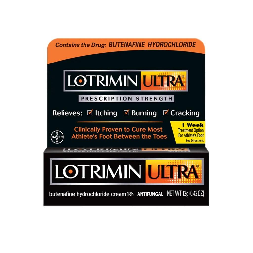 Lotrimin Ultra, Best Athlete's Foot Cream