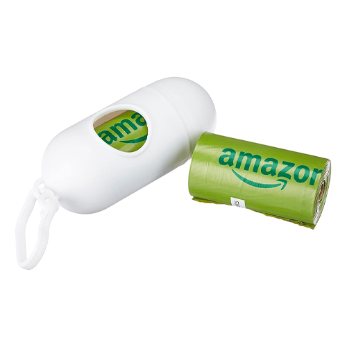 amazon basics dog poop bags