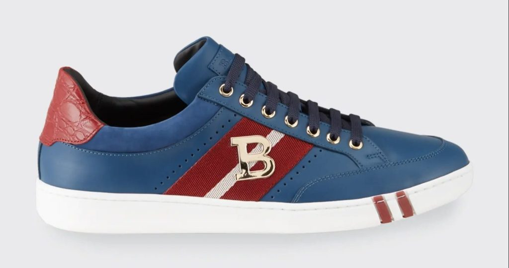 Bally Wilsy 18 Low-Top Sneakers