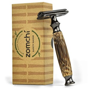 natural bamboo handle razor, how to go plastic free