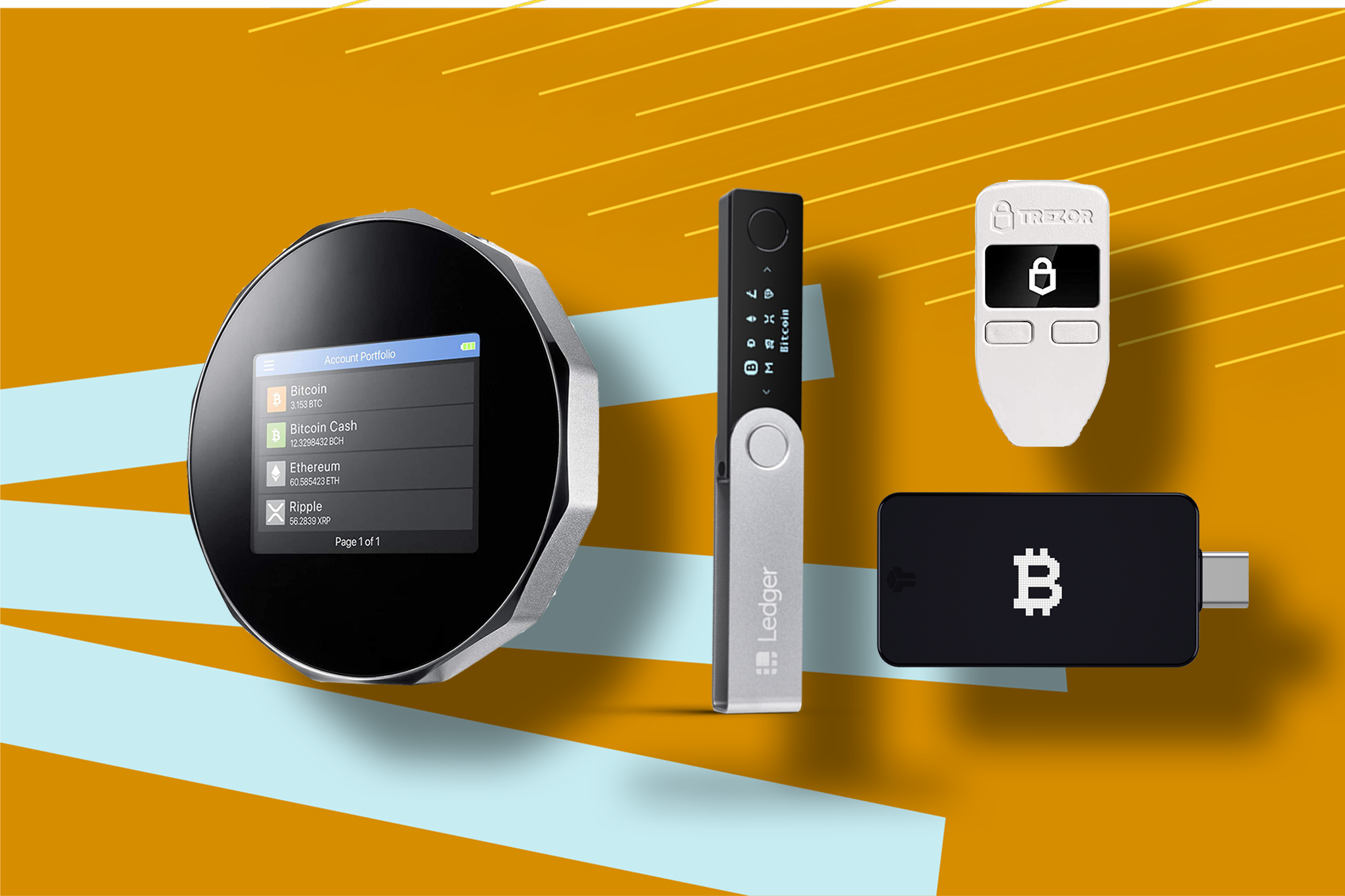 The 8 Best Hardware Bitcoin Wallets You Can Buy in 2021 | SPY