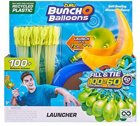 bunch o balloons handheld launcher