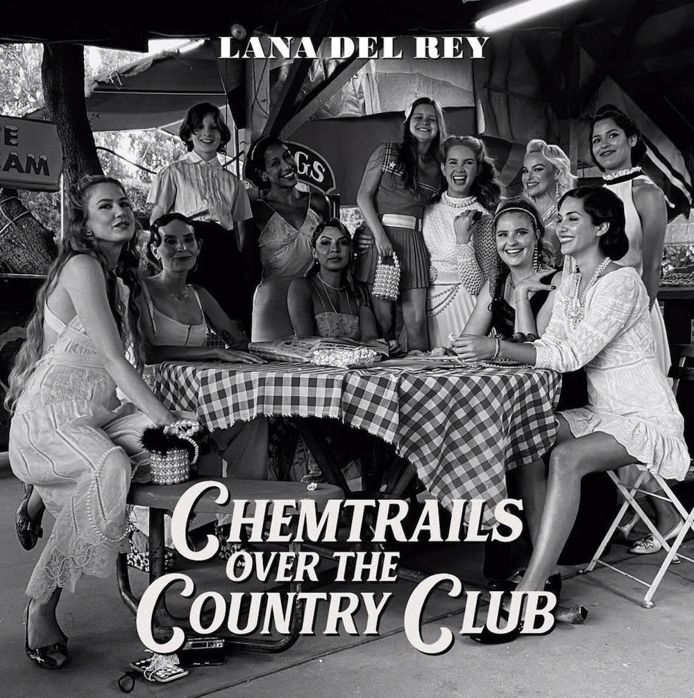 Chemtrails Over the Country Club by Lana Del Rey, best vinyl records