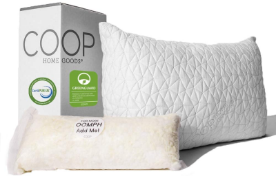 coop cooling pillow