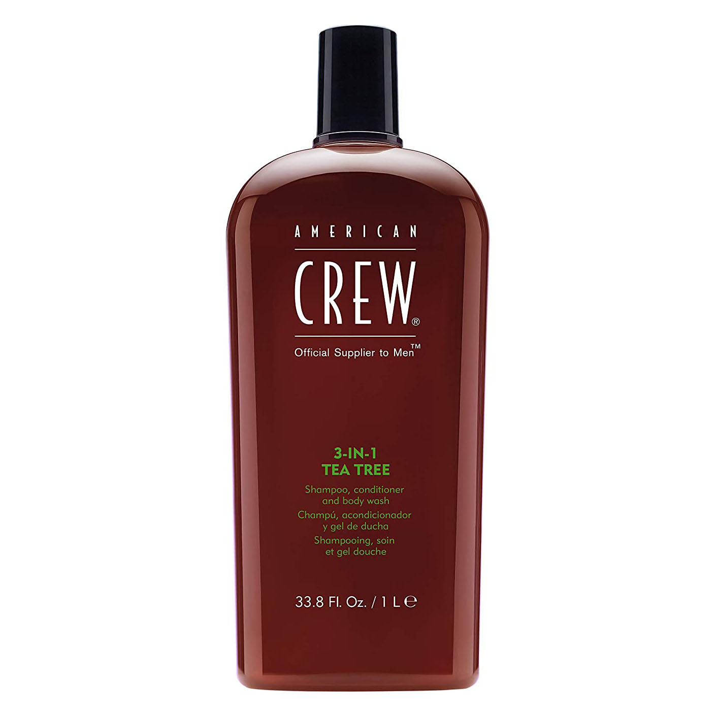 American Crew Three-in-One Shampoo Conditioner & Bodywash