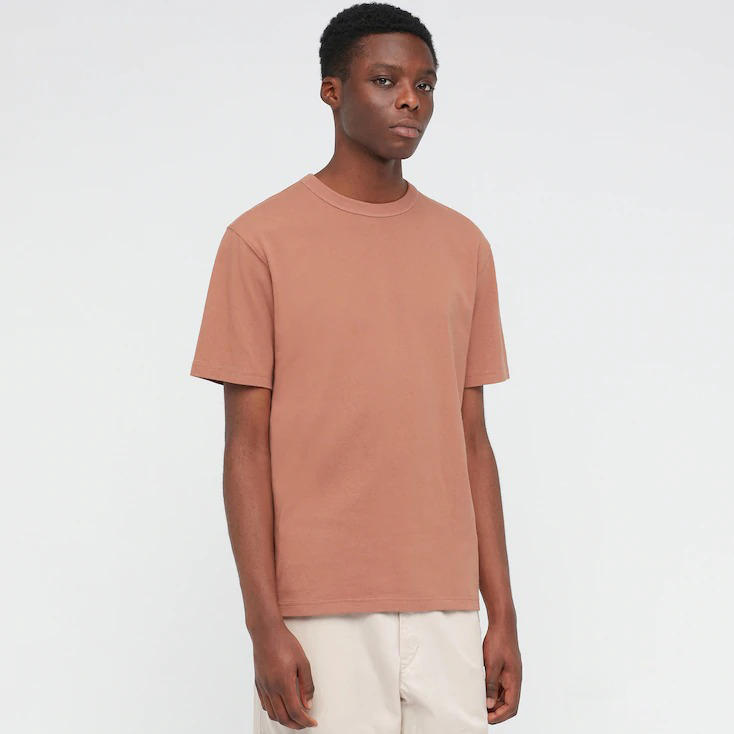 Uniqlo U Crew Neck Short-Sleeve T-Shirt